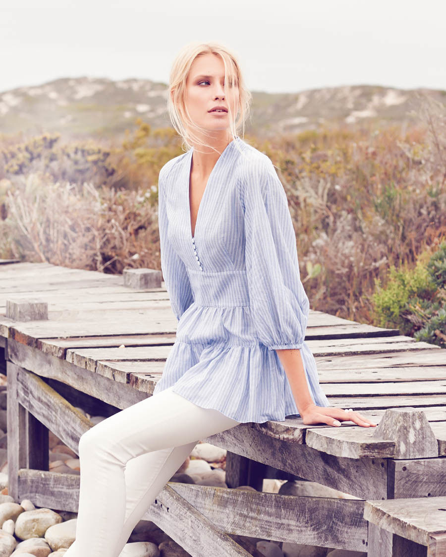 Schnittmuster Bluse 07/2015 #109