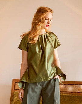 Bluse 10/2015 #115A