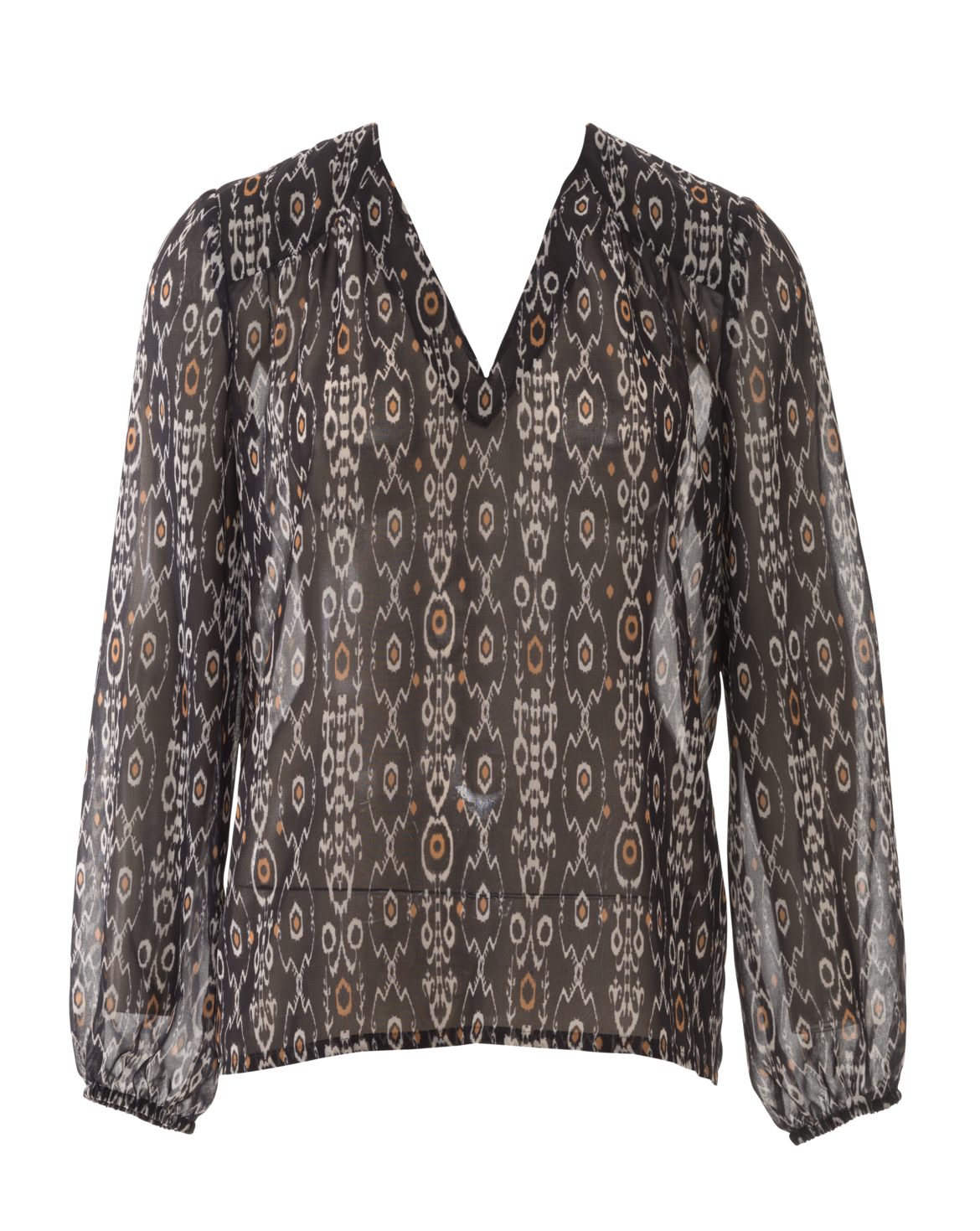 Schnittmuster Bluse 11/2016 #109