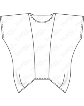 Technical draw - front