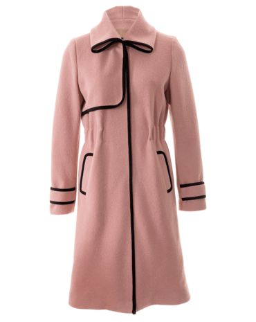 Schnittmuster Wollmantel in Trenchcoat-Optik 12/2017 #115 - Produktbild
