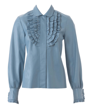 Schnittmuster Rüschenbluse Vintage 2015 #Keith