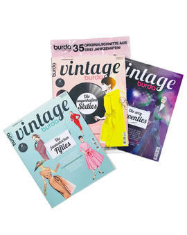 burda vintage Bundle