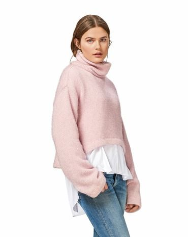 Schnittmuster Pullover H/W 2017 #6476A - Modefoto