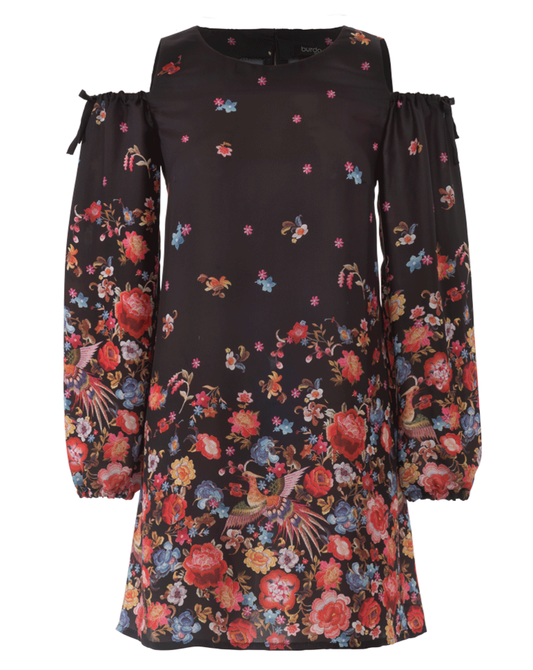 A-Linien-Kleid F/S 2018 #6402A