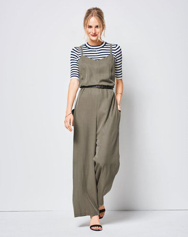 Schnittmuster Overall F/S 2018 #6408A - Modefoto