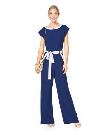 Schnittmuster Overall F/S 2018 #6433A - Modefoto