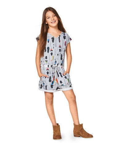 Overall Young-9-16-j-groesse-140-170 Maedchen Schnittmuster | Mode ...
