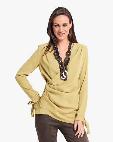 Schnittmuster Bluse H/W 2018 #6369A - Modefoto
