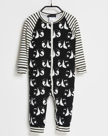 Schnittmuster Baby-Overall H/W 2018 #9328A - Produktbild