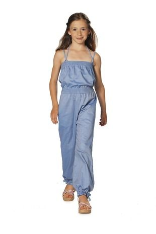Schnittmuster Jumpsuit F/S 2011 #9516A - Modefoto
