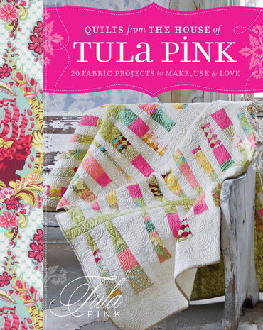 Buch Quilts of Tula Pink - Modefoto