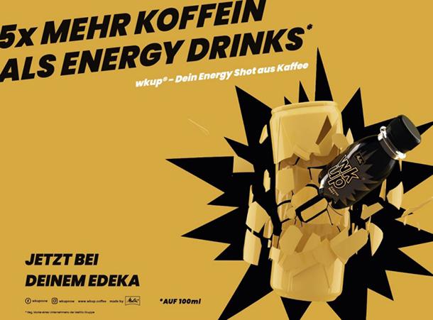 """""""5x mehr Koffein als Energy Drinks"""""""