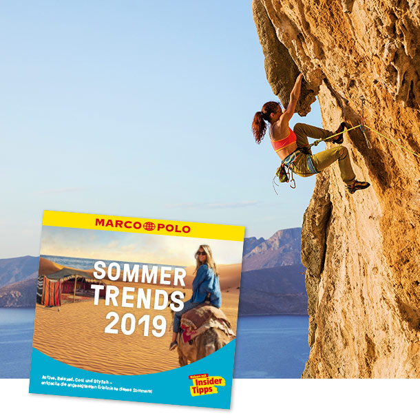 Die MARCO POLO Sommer-Trends 2019