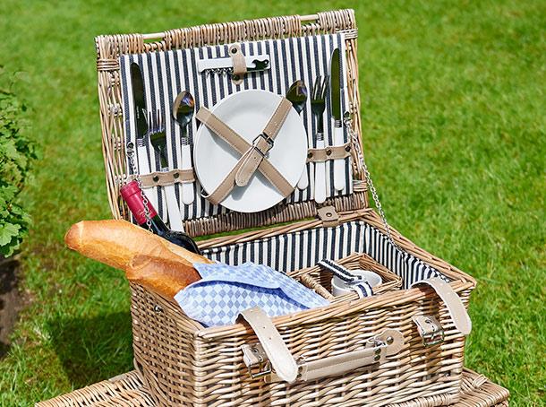 Butlers Picknickkörbe