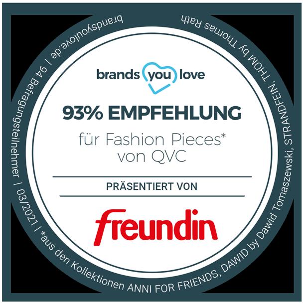 brands you love Siegel für QVC