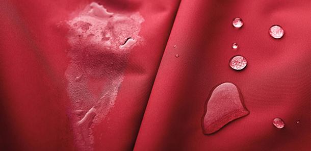 Outdoor-Programm aktiviert die wasserabweisenden Eigenschaften von Funktionsbekleidung wieder neu