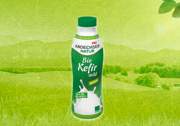 ANDECHSER NATUR Bio Kefir mild