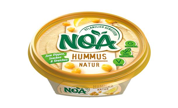 NOA AufstrichHummus Natur