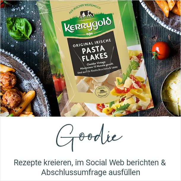 Goodie: Kerrygold Original Irische Pasta Flakes kostenlos