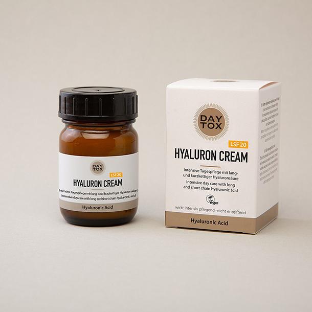 DAYTOX Hyaluron Cream LSF20 im Test