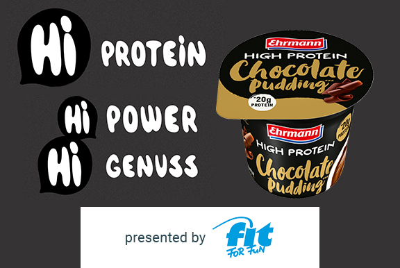 Ehrmann High Protein Pudding kostenlos testen