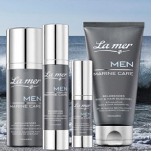 La mer Men Marine Care-Produkte