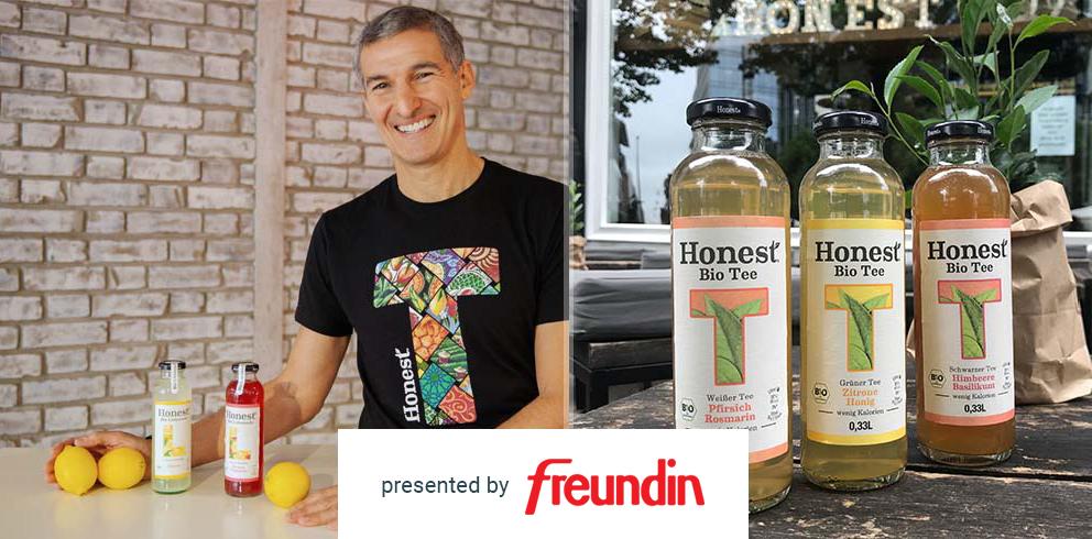 1.000 Botschafter für die neuen Honest Bio Tees & Bio Limonaden gesucht