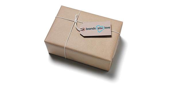 brands you love-Paket