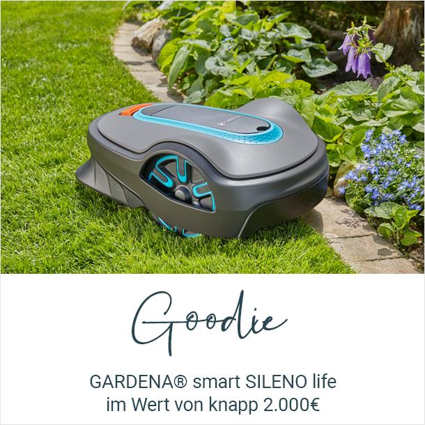 Goodie: GARDENA® smart SILENO life