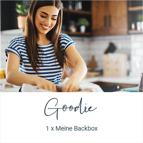 Goodie: Meine Backbox