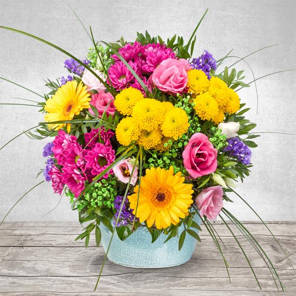 Blumen von Valentins