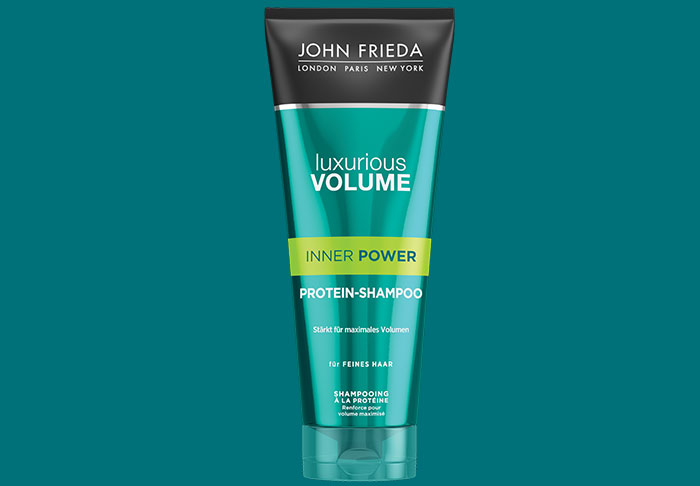 Luxurious Volume® Inner Power Protein-Shampoo von John Frieda