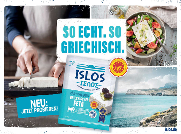 """""""SO ECHT. SO GRIECHISCH."""" von Islos"""