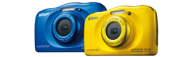 Top-Gewinn: 2 Nikon Coolpix Kameras