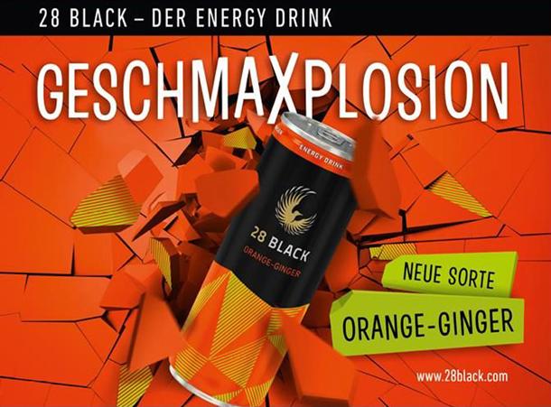 Geschmaxplosion Neue Sorte Orange-Ginger