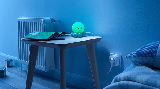 Wiser Smart Plug Kinderzimmer
