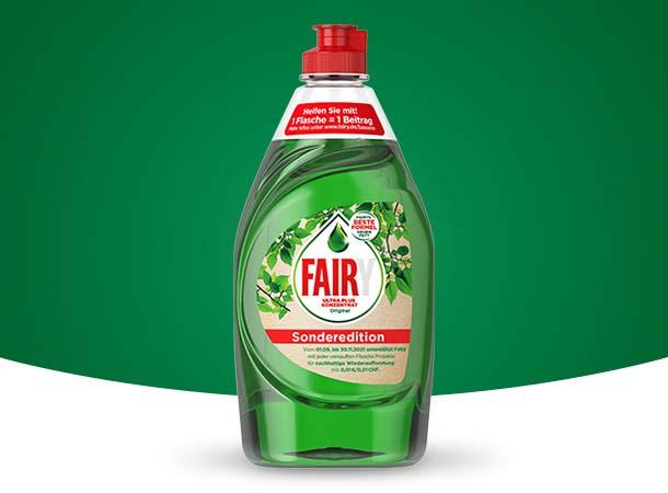 Fairy Spülmittel kostenlos testen