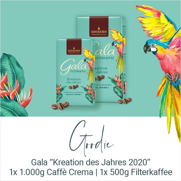 Goodie Gala von Eduscho