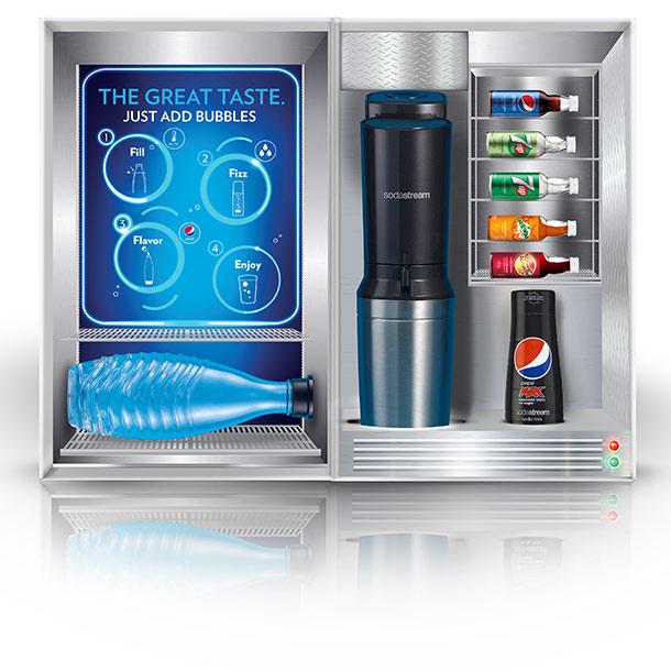 SodaStream Vendingmaschine
