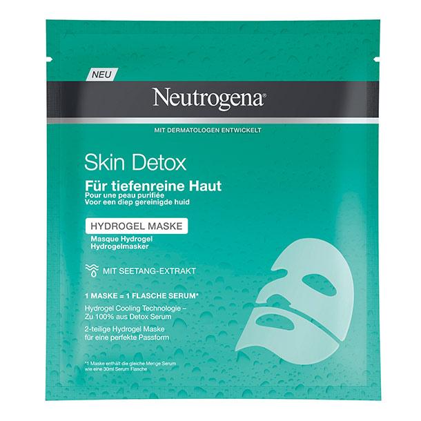 Skin Detox Hydrogel Maske
