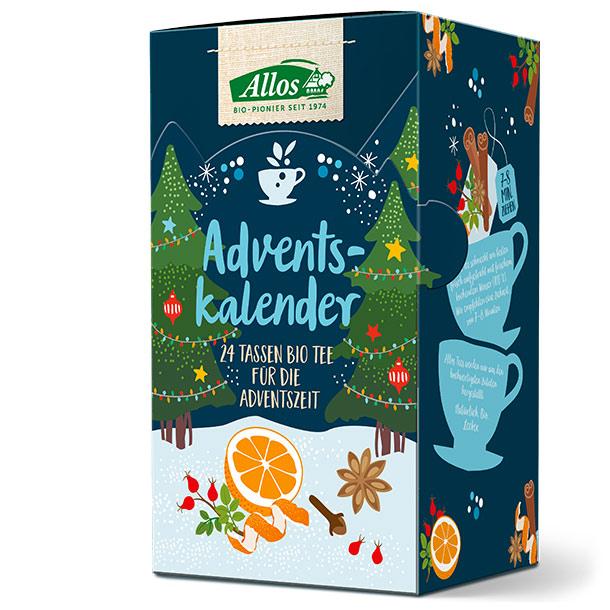 Allos Tee Adventskalender