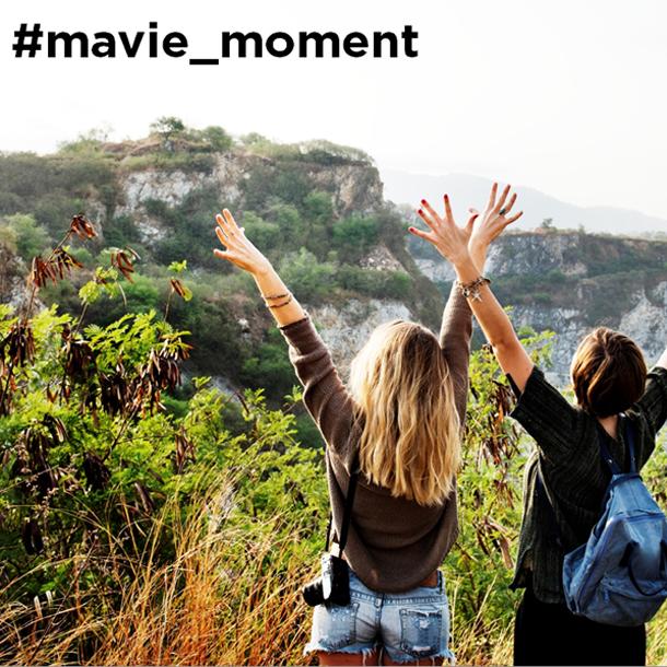 #mavie_moment