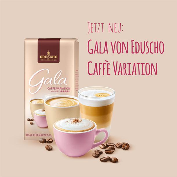Werbe-Motiv von Gala von Eduscho