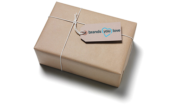 brands you love Produkttest Paket