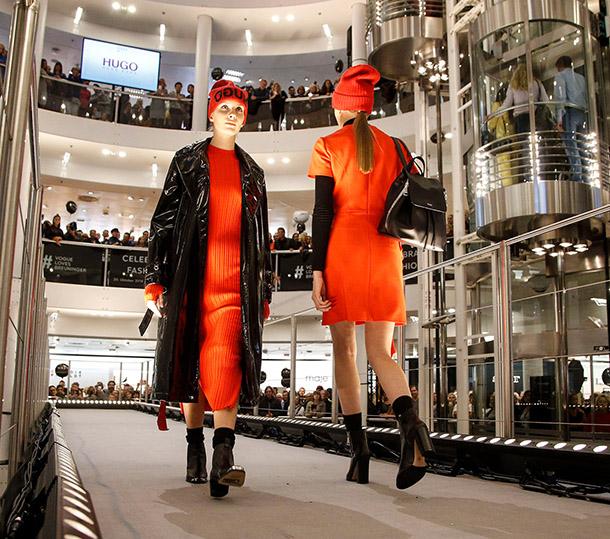 Fashion Show Breuninger