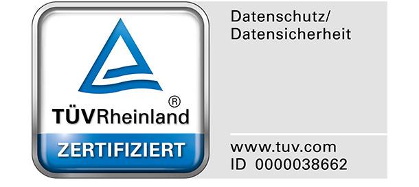 smartsteuer zertifiziert von TÜVRheinland