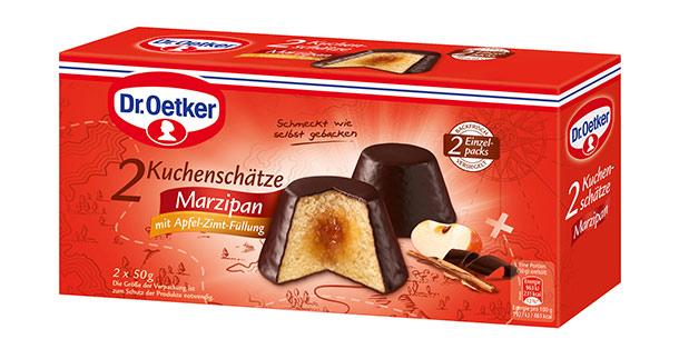 Dr. Oetker Kuchenschätze Marzipan