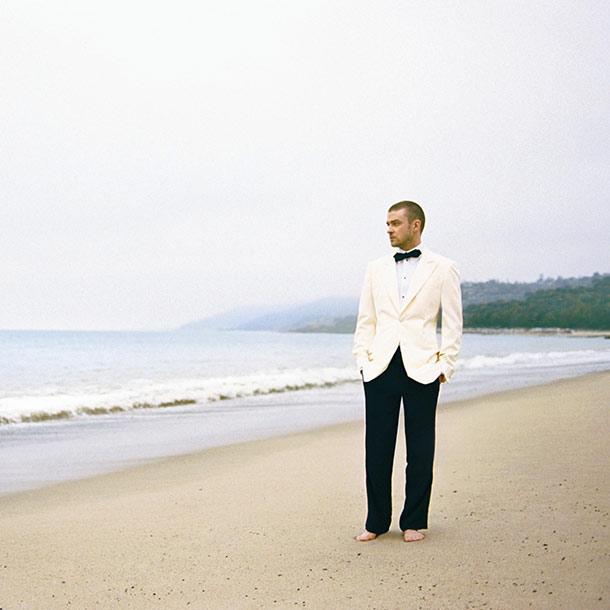 Justin Timberlake im Smoking
