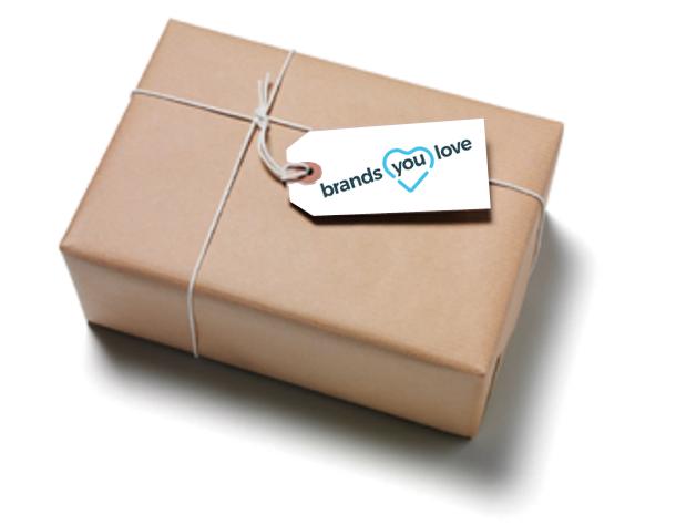Das brands you love-Testpaket
